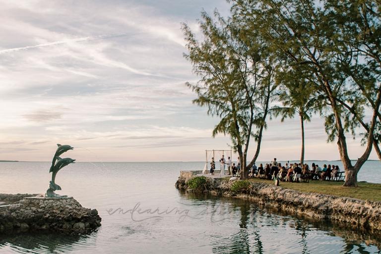 key largo wedding ceremony