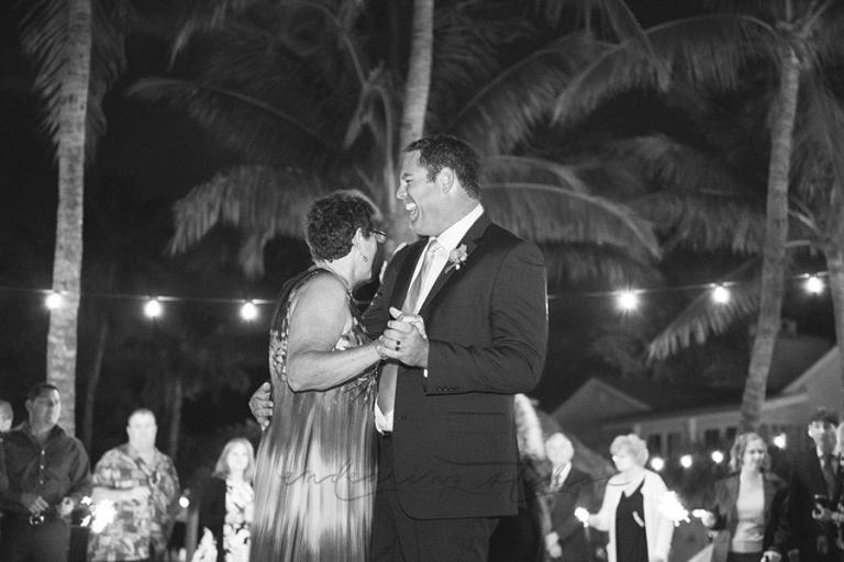 Coconut Palm Inn Wedding Reception